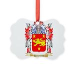 Pretyman Picture Ornament
