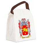 Prettyman Canvas Lunch Bag