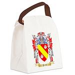 Pretti Canvas Lunch Bag