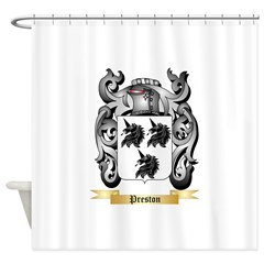 Preston Shower Curtain