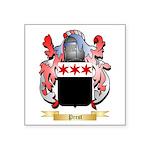 Prest Square Sticker 3