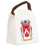 Presley Canvas Lunch Bag