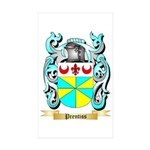 Prentiss Sticker (Rectangle 50 pk)