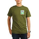 Prentice Organic Men's T-Shirt (dark)