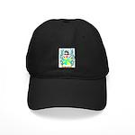 Prentice Black Cap