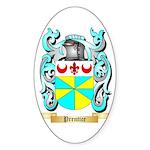 Prentice Sticker (Oval 50 pk)