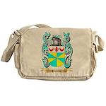 Prentice Messenger Bag