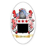 Preist Sticker (Oval 10 pk)