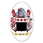 Preist Sticker (Oval 50 pk)