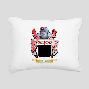 Preist Rectangular Canvas Pillow
