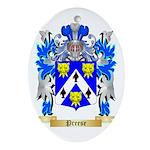 Preese Oval Ornament