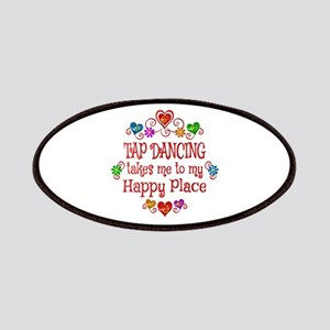 Tap Dancing Happy Place Patch