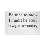 lawyer someday Magnets