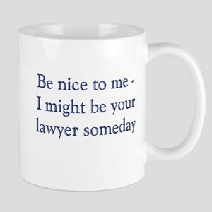 lawyer someday Mugs