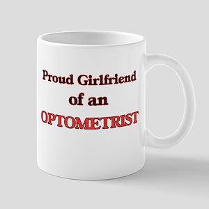 Proud Girlfriend of a Optometrist Mugs