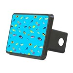 Pacific Reef Fish Scatter Hitch Cover
