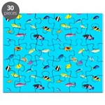 Pacific Reef Fish Scatter Puzzle