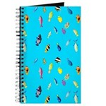 Pacific Reef Fish Scatter Journal