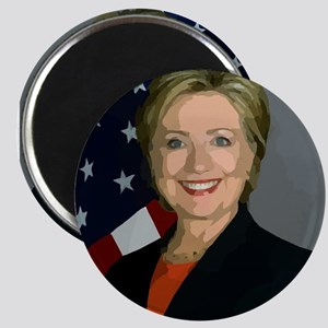 Hillary Magnets