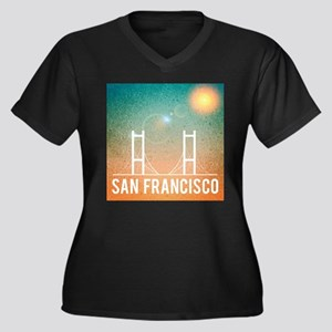San Francisco Plus Size T-Shirt