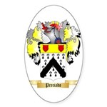 Preciado Sticker (Oval 50 pk)