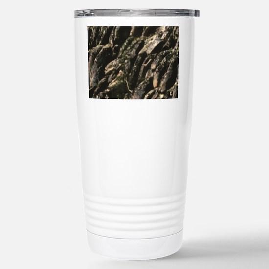 Unique Shades of gray Travel Mug