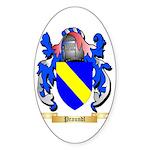 Praundl Sticker (Oval 50 pk)