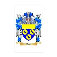 Pratt Sticker (Rectangle 10 pk)