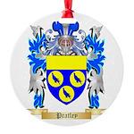 Pratley Round Ornament