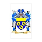 Pratley Sticker (Rectangle 50 pk)
