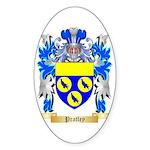 Pratley Sticker (Oval 50 pk)