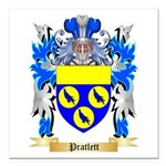 Pratlett Square Car Magnet 3
