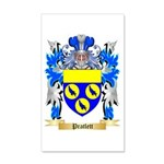 Pratlett 20x12 Wall Decal