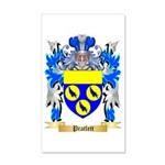 Pratlett 35x21 Wall Decal