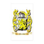 Prando Sticker (Rectangle 50 pk)