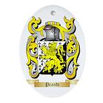 Prandi Oval Ornament