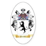 Prackl Sticker (Oval)