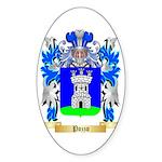 Pozzo Sticker (Oval 10 pk)