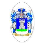 Pozzo Sticker (Oval 50 pk)