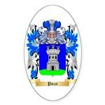 Pozzi Sticker (Oval 50 pk)