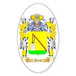 Pozo Sticker (Oval)