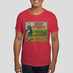 Vintage Best Strike Crate Lab Dark T-Shirt