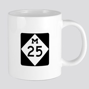 M-25, Michigan Mugs
