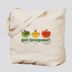 got lycopene? Tote Bag