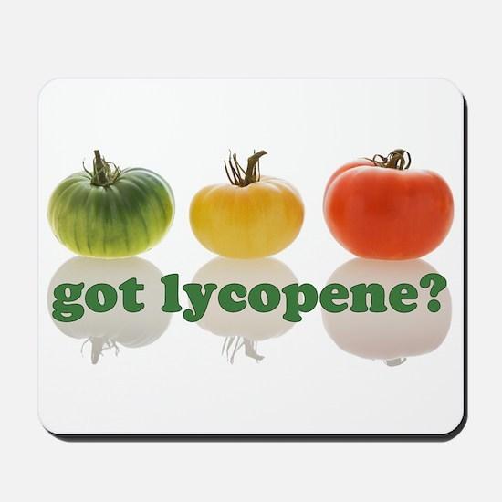 got lycopene? Mousepad