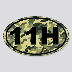 11H TOW Infantry Sticker