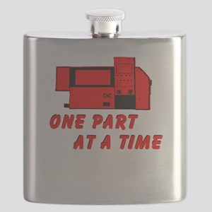 Funny Machinist Flask