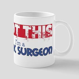 Plastic Surgeon Mugs