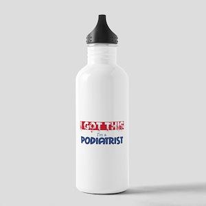 Podiatrist Stainless Water Bottle 1.0L