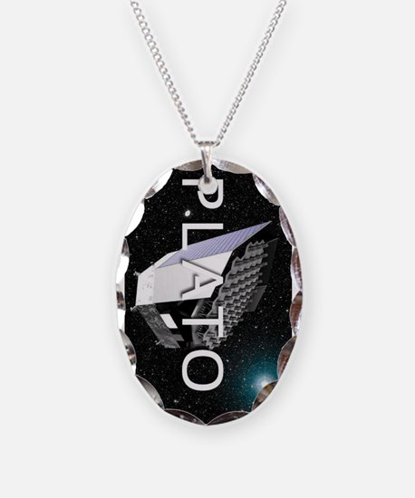 PLATO Program Logo Necklace